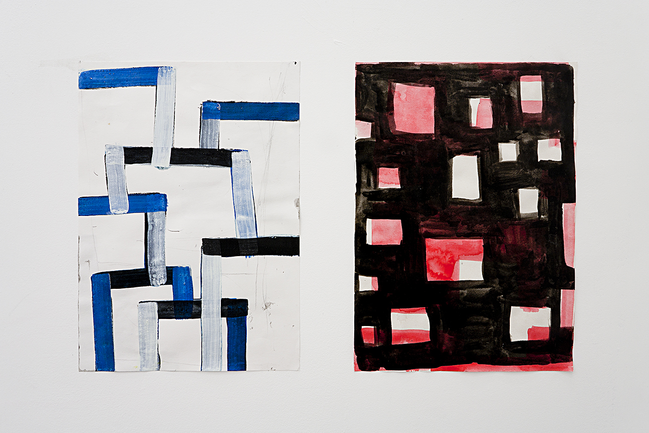 Two drawings (Waiting List)